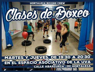 clases boxeo